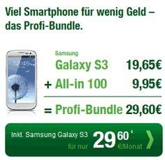 Samsung Galaxy S III i9300 von smartmobil.de