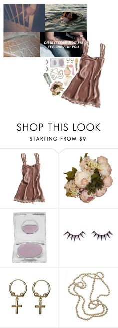 """""""i let him ruin me in the thin darkness"""" by junkie-cosmonaut ❤ liked on Polyvore featuring GUESS, Paul & Joe, Napoleon Perdis, Viva La Diva, Wasabi Jewelry, Thomaspaul and WALL"""