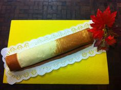 Receta: Pionono básico / basic swiss cake (para rellenos dulces y salado...
