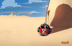 Rovio To Announce a New Star Wars-themed Angry Birds Episode On July 15