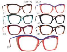 Caroline Abram GWENN #ojooptique