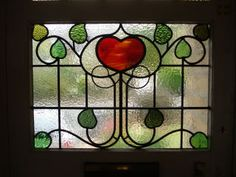 This Antique Leaded Panel Had 27 Broken Pieces Before It Was Repaired And Completely Re-Leaded Bringing It Back To Its Former Glory . http://www.holmevalleystainedglass.co.uk