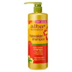 Alba Hawaiian Mango Shampoo - 24oz