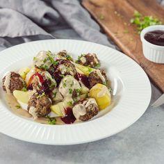 Večera za 30 minút: švédske mäsové guľôčky