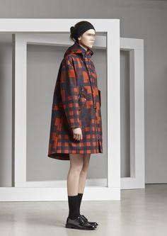 Neil Barrett  - SS14 Womenswear Pre-Collection #24