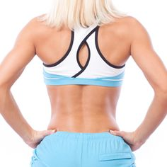 Be sure to pair regular exercise with a nutritious and clean diet to blast saddlebags for good!