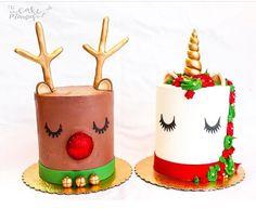 Festive Themed Rudolph/Unicorn