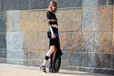 Søren Jepsen Shoots Street Style at Copenhagen Fashion Week