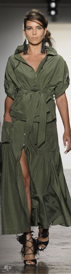 Spring 2016 Ready-to-Wear Marissa Webb