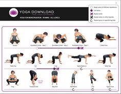 yoga sequence - Google Search