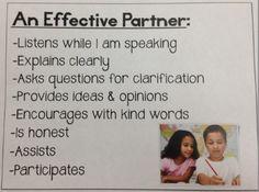 An Effective Partner