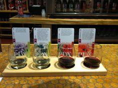 Local (Brandywine Valley) wine tasting, paradox vineyard.