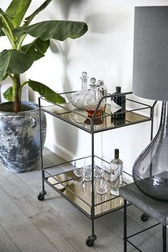 """Explore our website for more details on """"bar cart decor ideas"""". It is an outstanding area to get more information. Decor, Furniture, Furniture Design Modern, Wrought Iron Patio Chairs, Interior Design Living Room Modern, Bar Cart Decor, Home Decor, House Interior, Interior Design"""