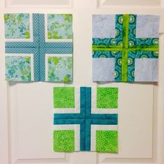 Dec. blocks for #faithcircle of #dogoodstitches Thanks Debbie for the chance to get them done early! @aquilterstable