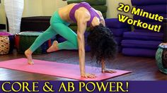 Yoga Workout With Amanda!! Give us A Thumbs Up!