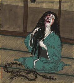Onryo -- revenge ghost