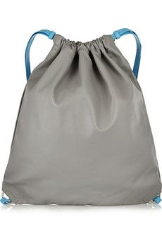 Alexander Wang Leather backpack | NET-A-PORTER