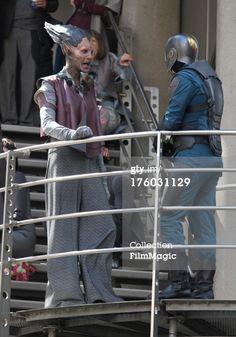 Guardians of the Galaxy #GOTG #Movie #Xandar #NovaCorps #MilleniumBridge #Londres  #August11 #2013