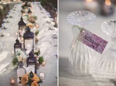 Decorations For A Vintage Wedding - Rustic Wedding Chic