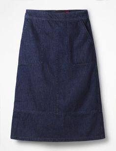 Burston Midi Skirt