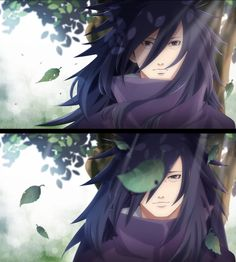 GOD MADARA. And what a hot one.