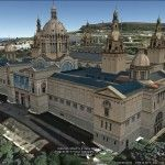 With only a few weeks left until new models in the 3D Warehouse are no longer loaded into Google Earth, we thought it'd be nice to check out... 3d Warehouse, Beautiful One, New Model, Paris Skyline, Barcelona, Earth, Models, Mansions, House Styles