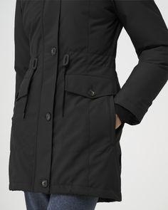 White Ducks, Duck Down, Winter Jackets Women, Fur Trim, Quartz, Coat, Collection, Fashion, Jackets