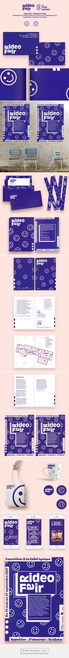 RIDEO FAIR on Behance https://www.behance.net/gallery/54138921/RIDEO-FAIR... - a grouped images picture - Pin Them All