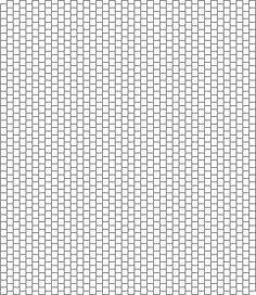 Grille Pixel Art Vierge A Imprimer
