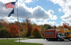 It's a beautiful #Fall day outside our Seasons Corner Market headquarters in #Cranston! http://www.seasonscornermarket.com/store-locator/   #RI