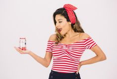 The new American Pin-Up Series will run on all Old Milwaukee Lager, Old Milwaukee Light, and Old Milwaukee N.A. packaging and will be available at retailers, bars and restaurants nationwide. The first pin-up in the series, 'Stars and Stripes,' is modeled after iconic female wartime heroes harkening back to WWII. The next pin-up design in the series, which gives a nod to the hunting and outdoor traditions, will launch in September 2017 with a new design to follow every four months.  Each…