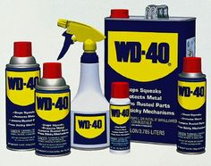 43 uses for WD-40 AMAZING!!