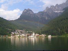 **Lago di Alleghe - Italy