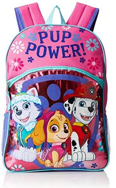 39a226d900 Paw Patrol Little Girls Pup Power! 16