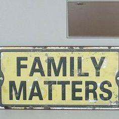 Chapa Family Matters Family matters