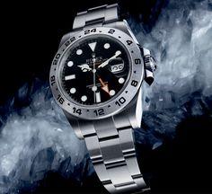 Rolex Explorer II Watch: History of the Explorer II
