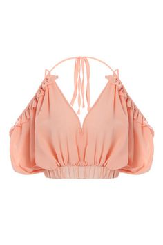Yoins Tube Top Plunge Halter Sexy Strappy Crop Top ♡ I don't know this site but please don't sell out Summer Crop Tops, Cute Crop Tops, Cropped Tops, Red Crop Top, Crop Top And Shorts, Tube Top, Strappy Crop Top, Sexy Shirts, Pink Shirts