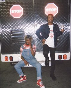 Ian Connor X A$AP Rocky for GUE$$