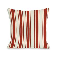 One Bella Casa Tri-Stripes Pillow | AllModern
