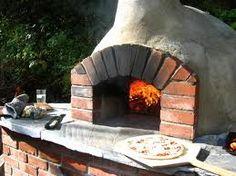 garden oven