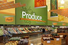 Grocery Store Design