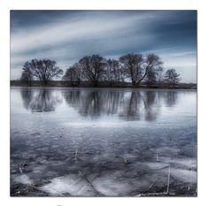 Zamrzlo to - Fotoobraz 20x20cm