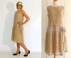 roaring twenties FASHION | Roaring Twenties Dress Pattern - 15636