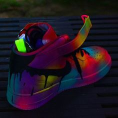 Best Air Force Ones Nike Products on Wanelo Neon Nike Shoes 4abd17f1c