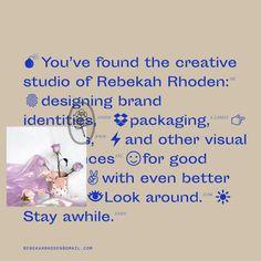 Rebekah Rhoden · Typewolf