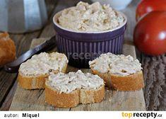 Ševcovský mls na chlebíčky recept - TopRecepty.cz Muffin, Breakfast, Food, Morning Coffee, Eten, Cupcakes, Muffins, Meals, Morning Breakfast