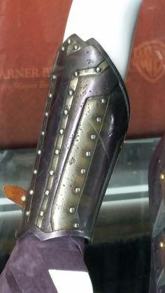 Wonder Woman movie General Antiope armor detail