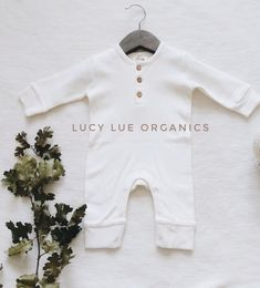 2e942a49f Lucy Lue Organics | Shop Organic Baby Clothes & Knotted Baby Gowns