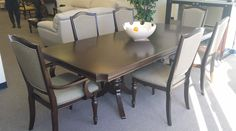 We have dining rooms for all tastes!