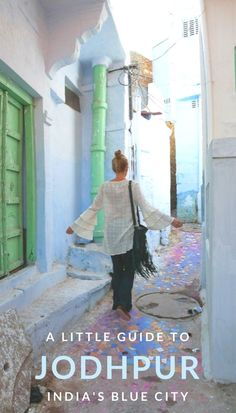All my best tips for things to do in Jodhpur, India's famous blue city! India Travel Guide, Asia Travel, Jaipur Travel, Travel Pose, India Country, Blue City, India Tour, Travel Outfit Summer, Rajasthan India